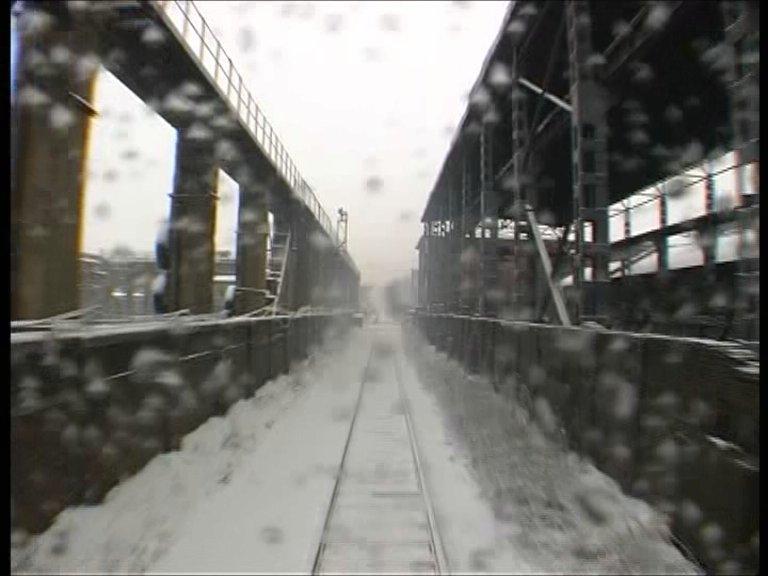 Wang Bing - A L'ouest des rails