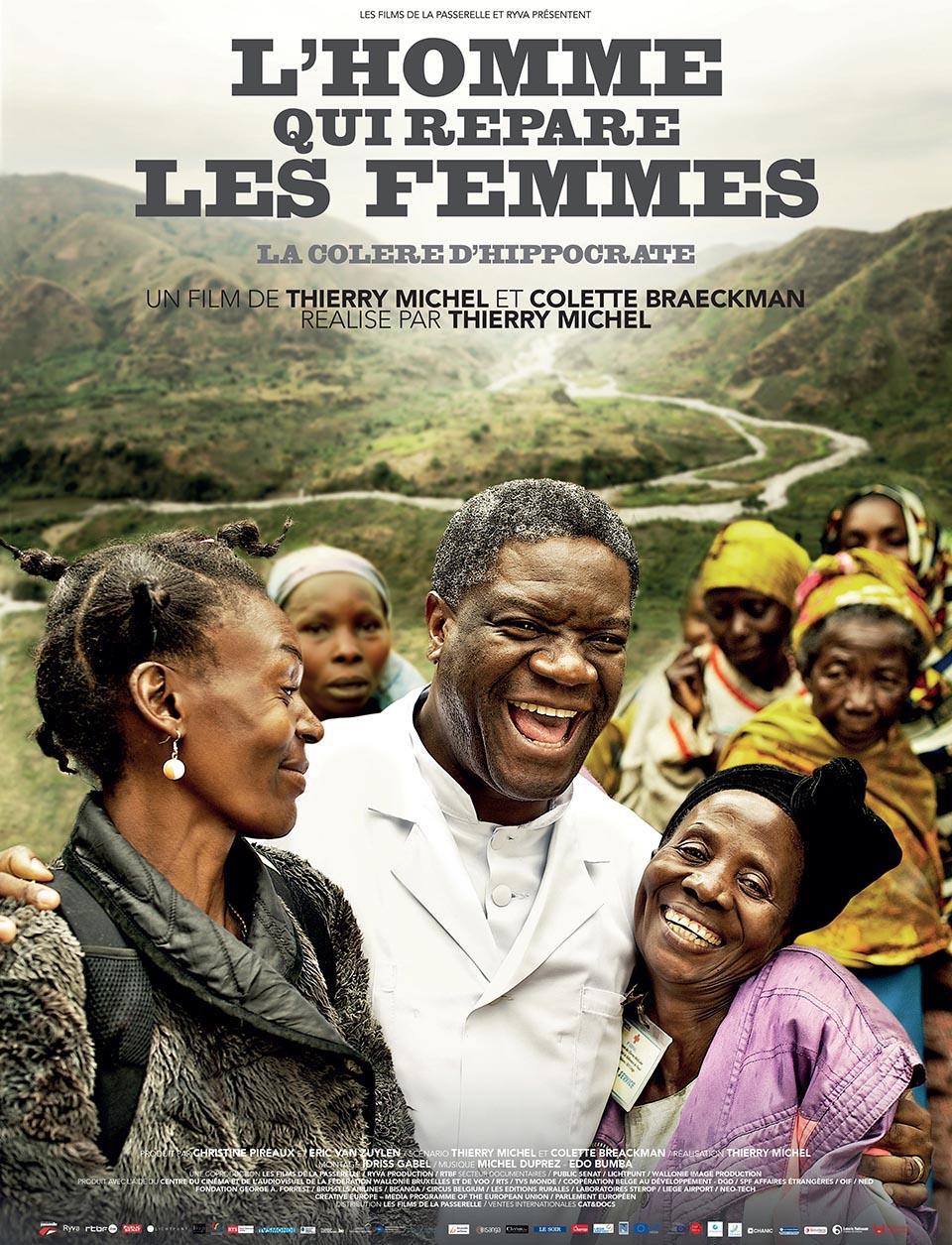 C COMME CONGO (République démocratique duCongo)