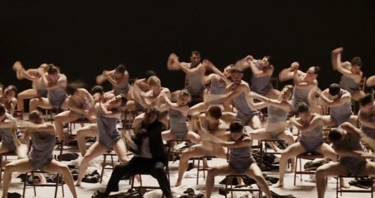 D COMME DANSE (Ohad Naharin )