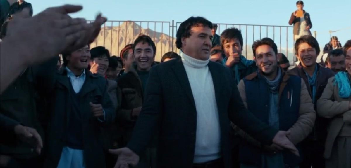 A COMME AFGANISTAN(Cinéma)