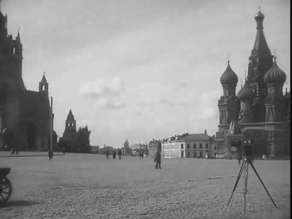 R COMME REVOLUTION RUSSE(Cinéma)