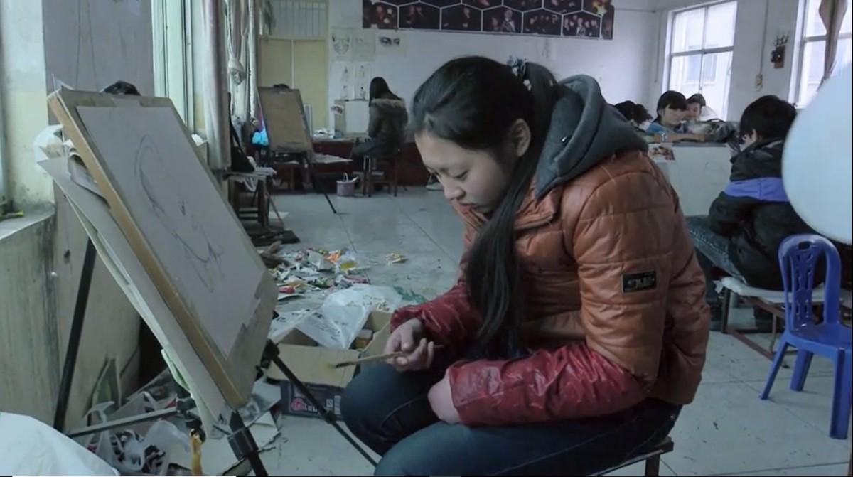 C COMME CHINE –Éducation.