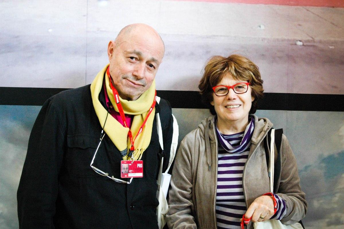 E COMME ENTRETIEN- Claudine Bories & PatriceChagnard