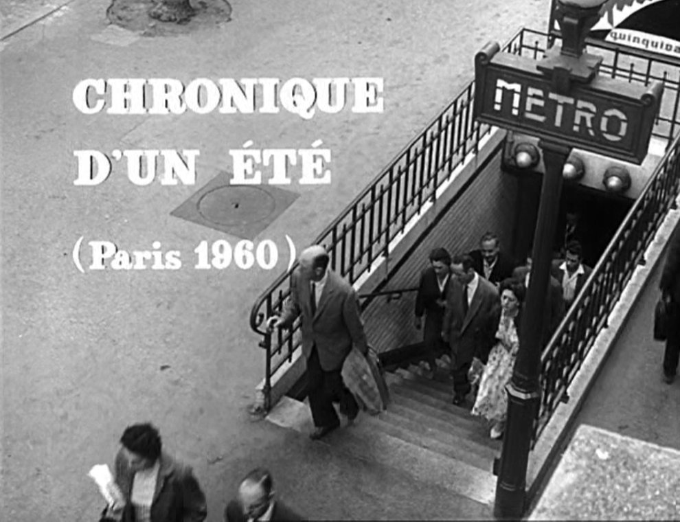 C COMME CHRONIQUE D'UNÉTÉ