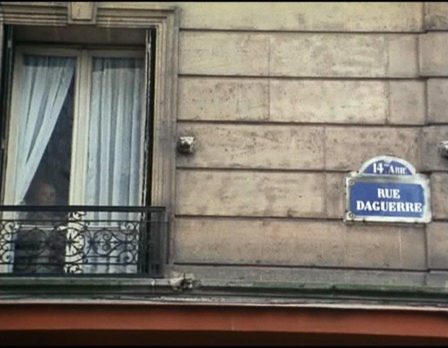D COMME DAGUERRE –Rue