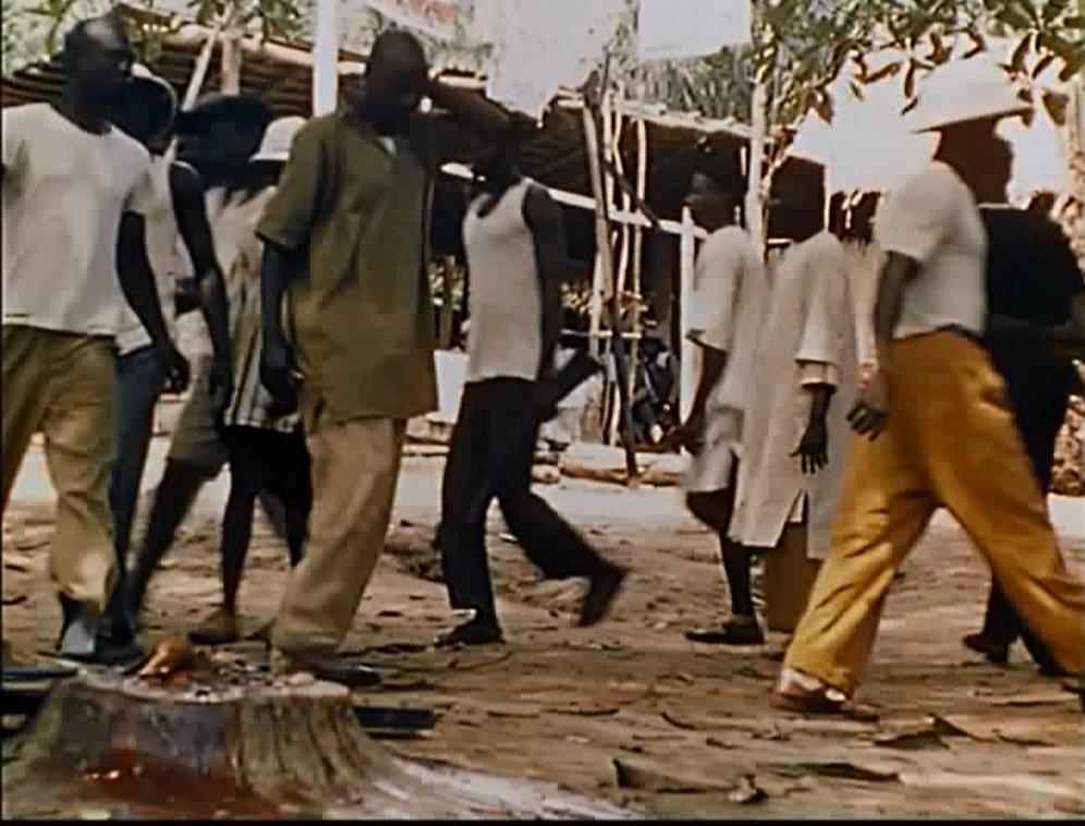A COMME AFRIQUE –Filmographie.