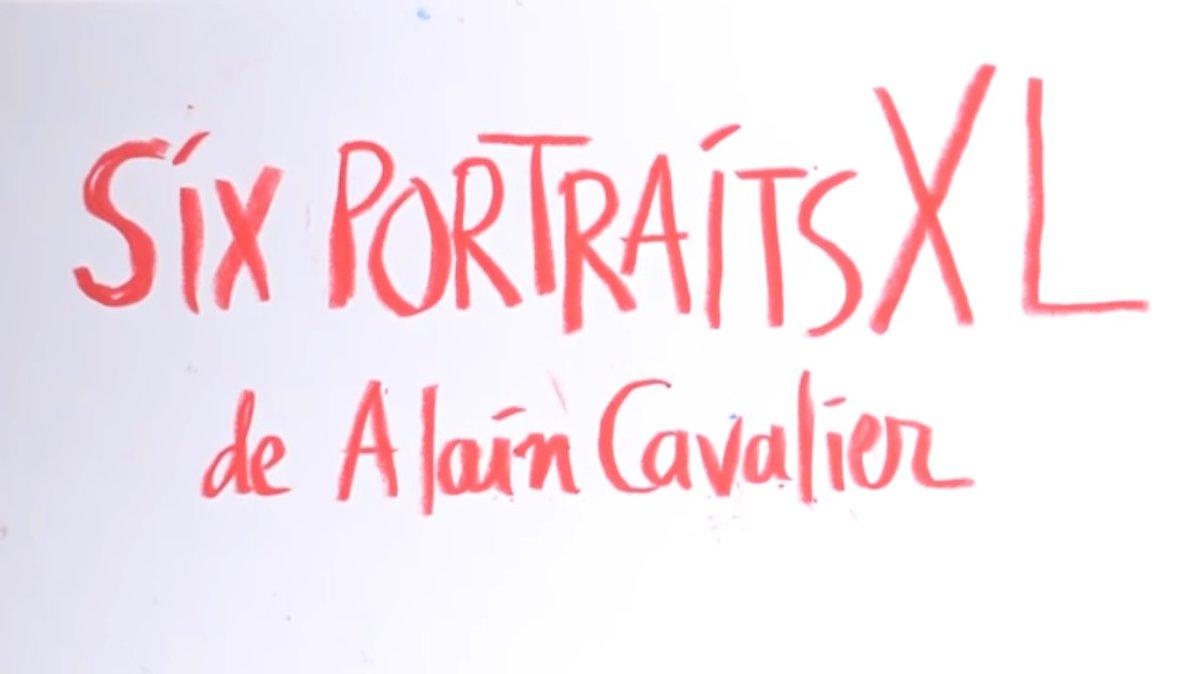 P COMME PORTRAIT – Filmographie1