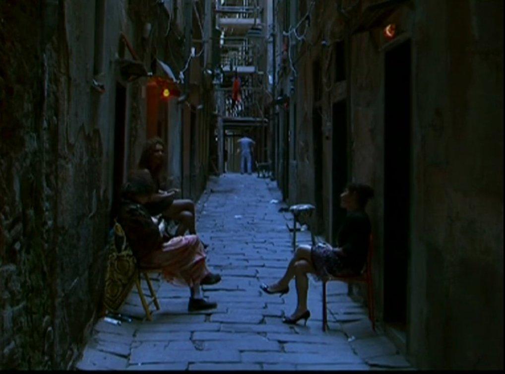 I COMME ITALIE –Marginalité.