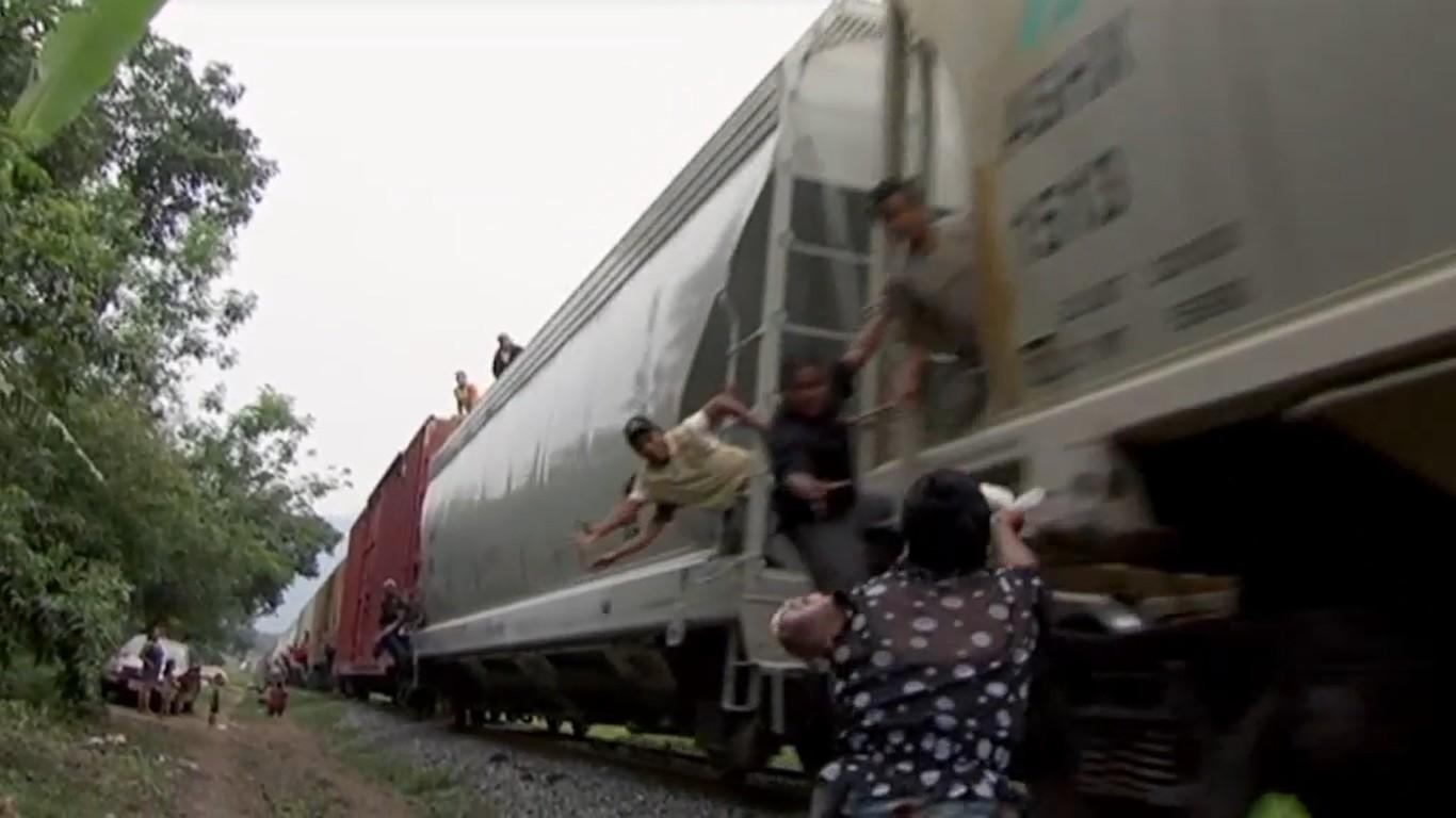 quand passe le train 3