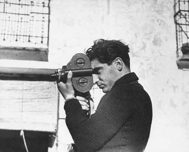 P COMME PHOTOGRAPHIE –Filmographie.