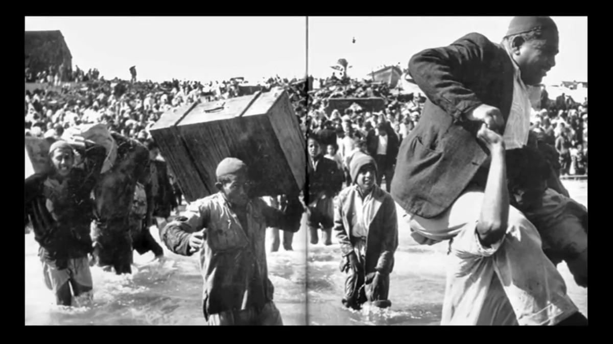P COMME PALESTINE –Jaffa