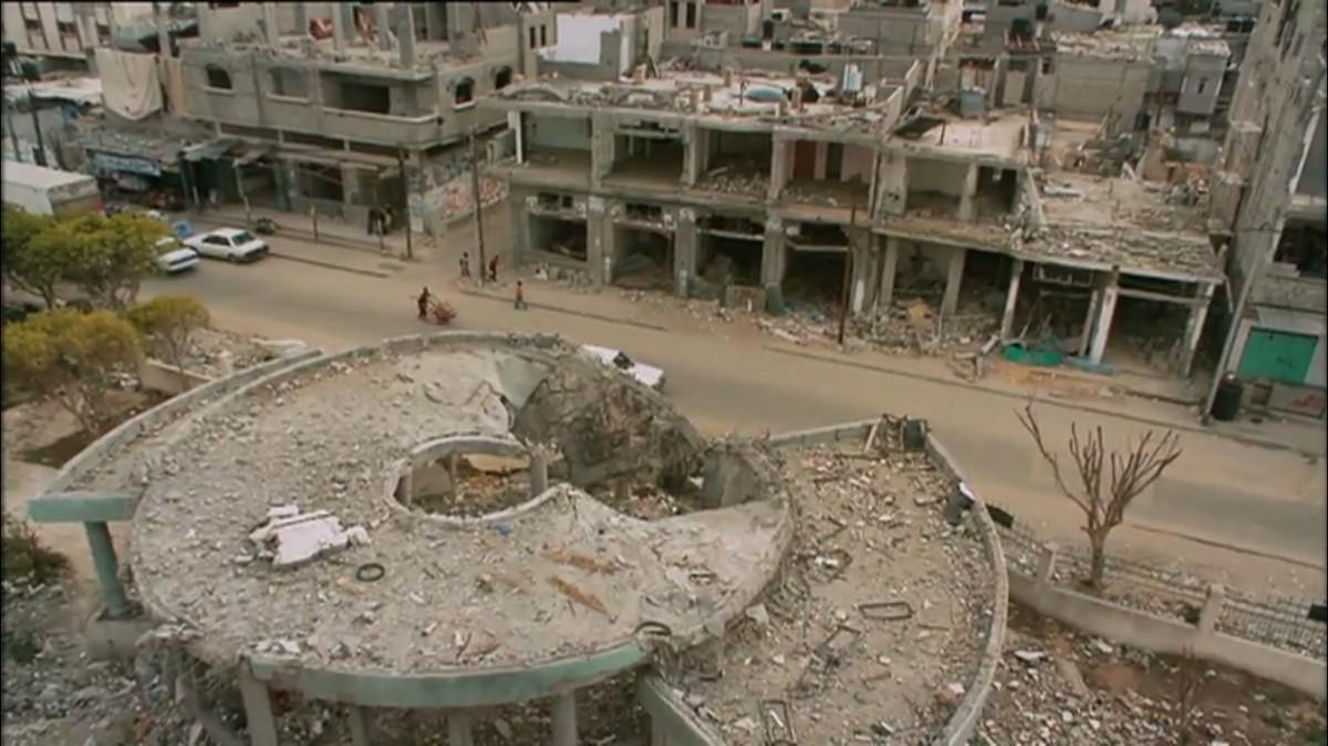 G COMME GAZA –Guerre