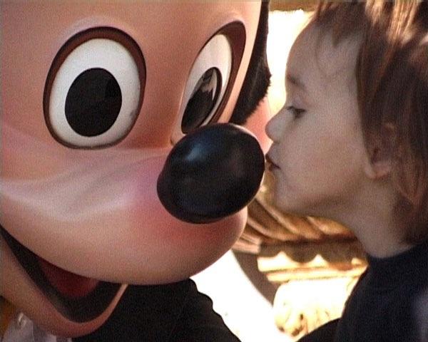 I COMME INCIPIT –Disneyland