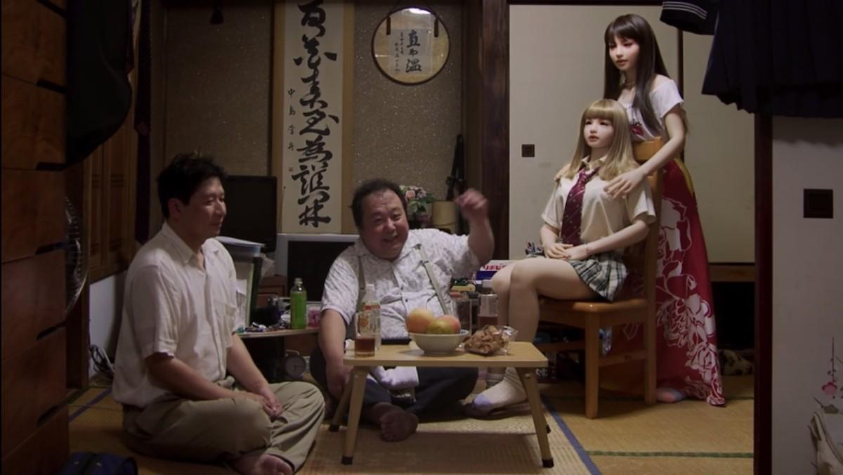P COMME POUPEES –japonaises