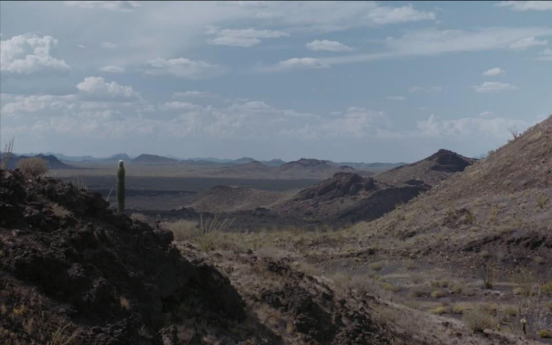 D COMME DESERT –Mexique.