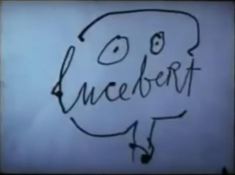 P COMME PEINTRE –Lucebert.