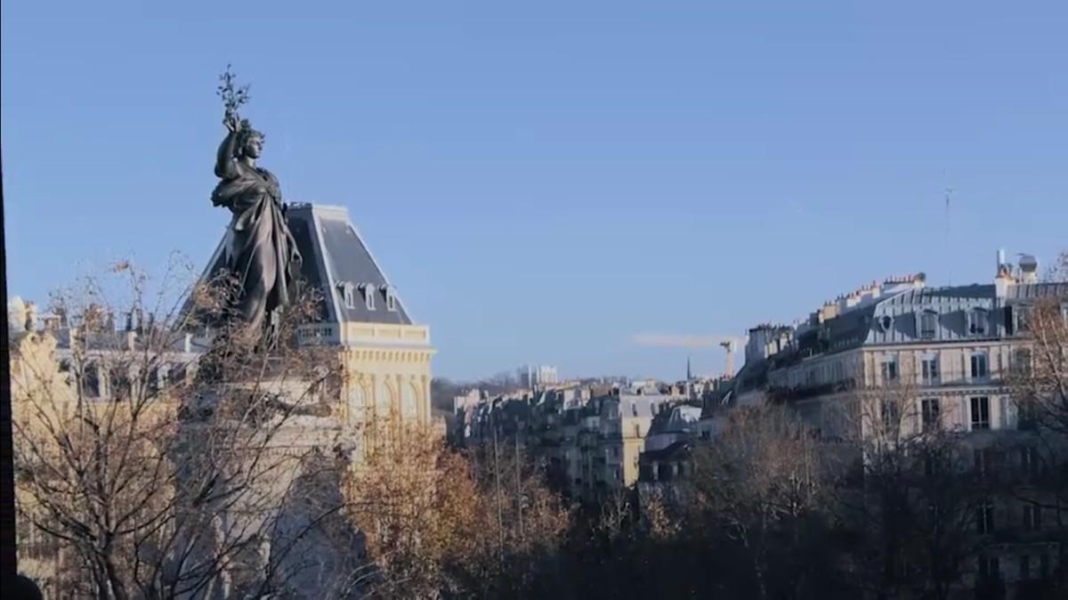 P COMME PARIS –Filmographie.