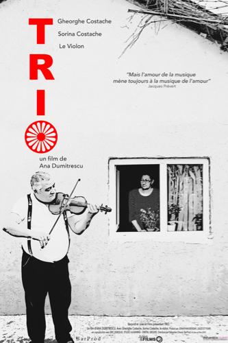I COMME ITINERAIRE D'UN FILM – TRIO d'AnaDumitrescu.
