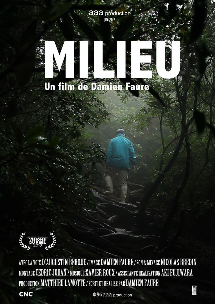 I COMME ITINERAIRE D'UN FILM – Milieu de DamienFaure.