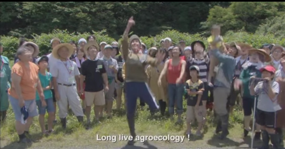 A COMME AGROECOLOGIE – Mondiale