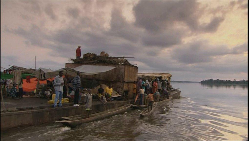 F COMME FLEUVE –Congo.