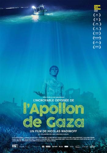 I COMME ITINERAIRE D'UN FILM : L'Apollon de Gaza de NicolasWadimoff