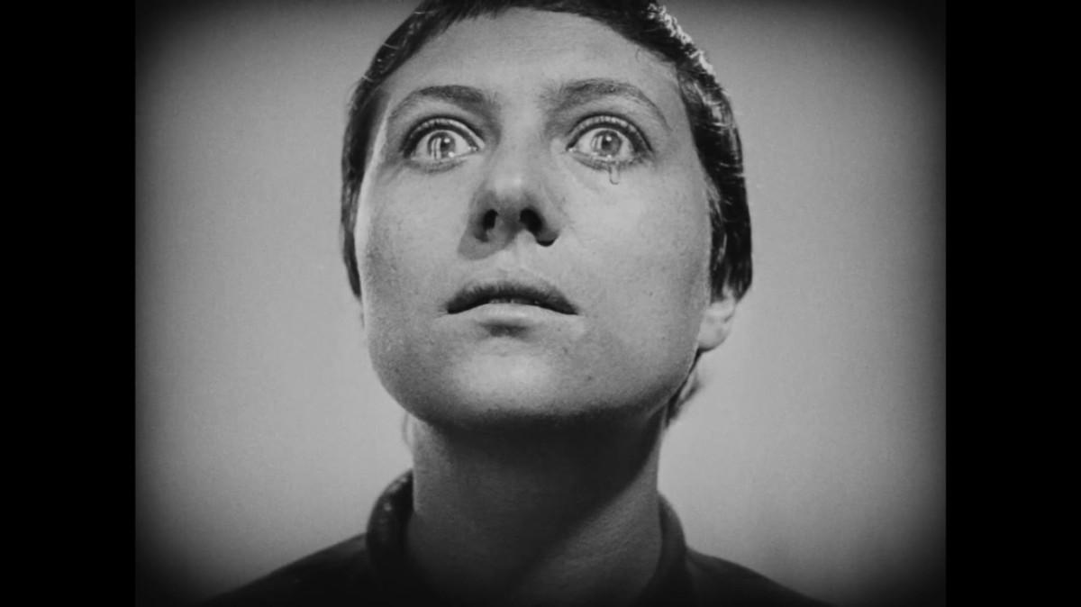 J COMME JEANNE D'ARC –Dreyer.