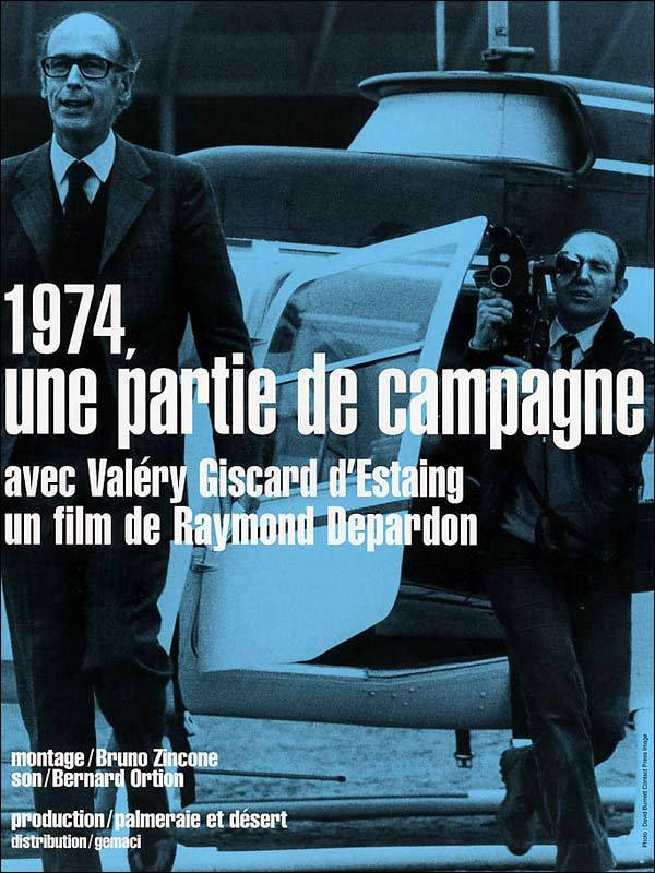 C COMME CAMPAGNE ELECTORALE -Giscard-D'Estaing.