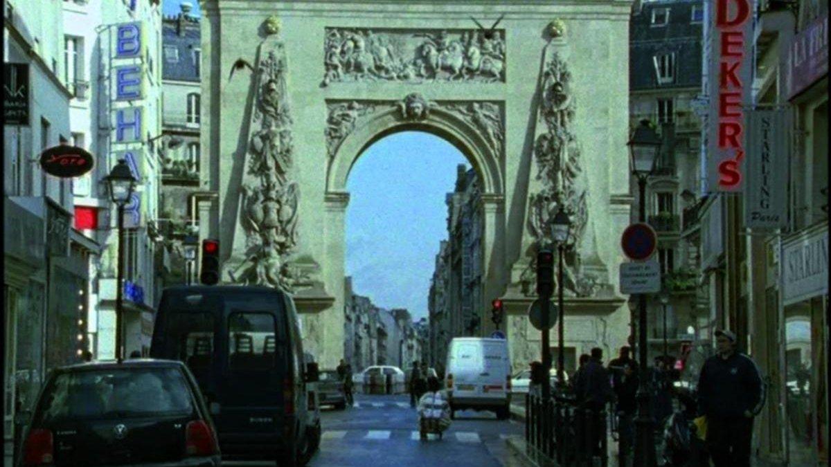 P COMME PARIS –Quartier
