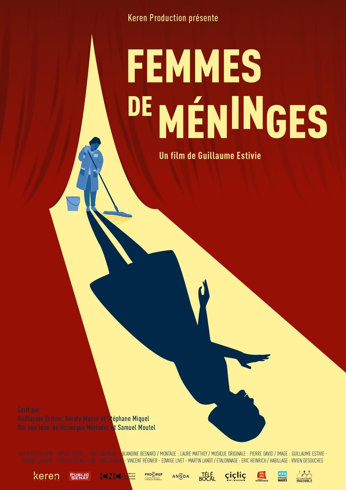 I COMME ITINERAIRE d'un film : Femmes de méninges de GuillaumeEstivie