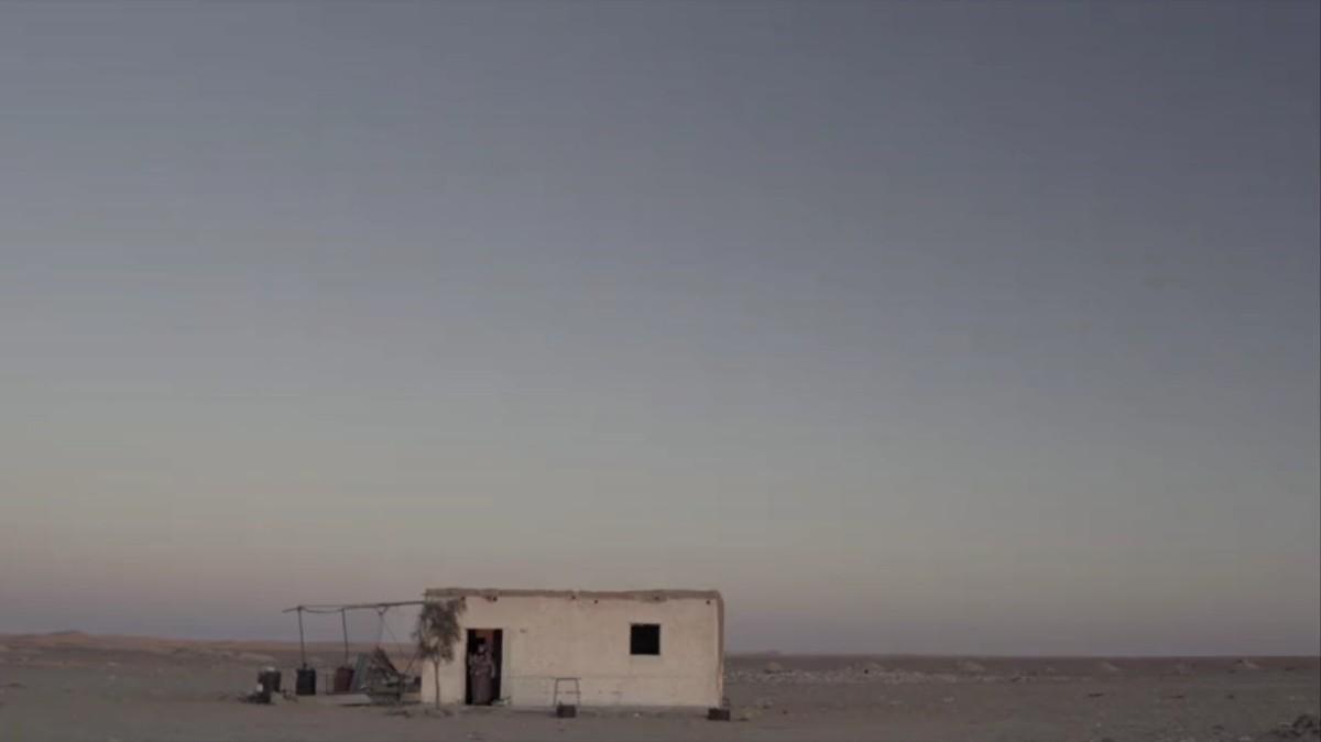D COMME DESERT –Algérie.